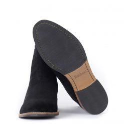 Barbour Badminton Chelsea Boots - Black