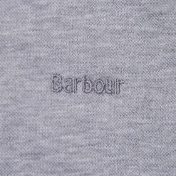 Barbour Portsdown Polo Shirt - Grey Marl
