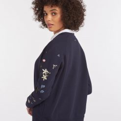 Barbour Bowland Sweatshirt - Navy