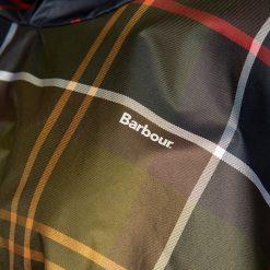 Barbour Showerproof Poncho - Classic Tartan