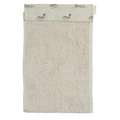 Sophie Allport Roller Hand Towel - Hare