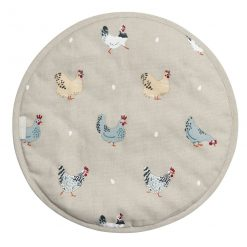 Sophie Allport Hob Cover - Lay A Little Egg