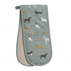 Sophie Allport Double Oven Glove - Fetch