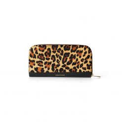 Fairfax & Favor The Salisbury Purse - Jaguar Haircalf