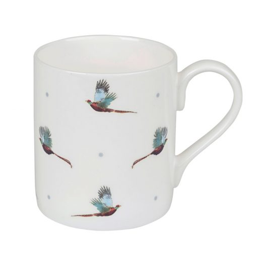 Sophie Allport Mug - Flying Pheasant