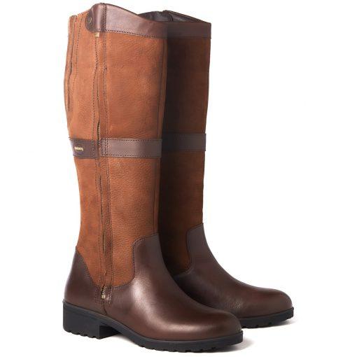 Dubarry Sligo Country Boot - Walnut