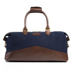 Fairfax & Favor The Oxburgh Travel Bag - Navy
