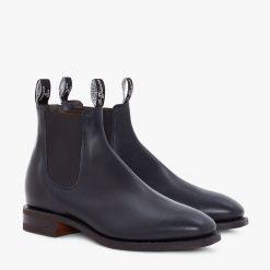 R.M Williams Comfort Craftsman Boot - Dark Navy