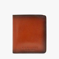 R.M Williams Urban Bi-Fold Wallet - Cognac