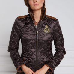 Holland Cooper Studland Jacket - Chocolate