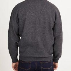 R.M Williams Mulyungarie Fleece - Black / Grey