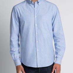 R.M Williams Collins Button Down Shirt - Light Blue