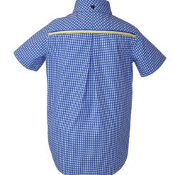 Little Lord & Lady Blake Shirt - Textured Check