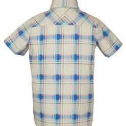 Little Lord & Lady Ellis Shirt & Bow Tie - Multi Check