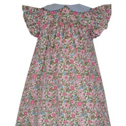 Little Lord & Lady Betsy Ditsy Dress - Floral
