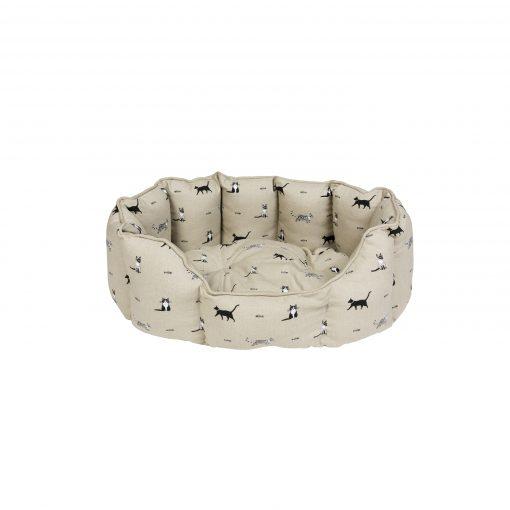 Sophie Allport Cat Bed - Purrfect