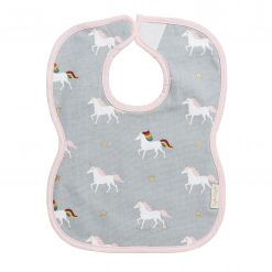Sophie Allport Statement Bibs - Unicorn