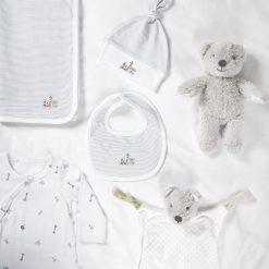 Sophie Allport Baby Grow - Bears & Balloons