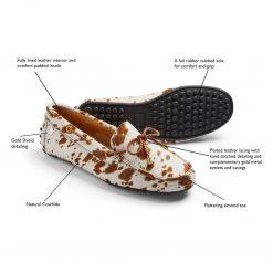 Fairfax & Favor The Henley Driving Shoe - Cowhide