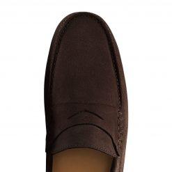 Fairfax & Favor The Monte Carlo Driving Shoe - Chocolate