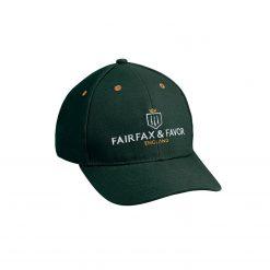 Fairfax & Favor The Signature Hat - Racing Green
