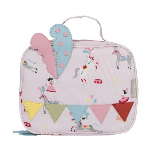 Sophie Allport Kids Lunch Bag - Fairground Ponies
