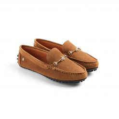 The Trinity Loafer - Tan