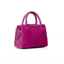 Fairfax & Favor The Mini Windsor Handbag - Fuchsia
