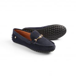 The Trinity Loafer - Navy