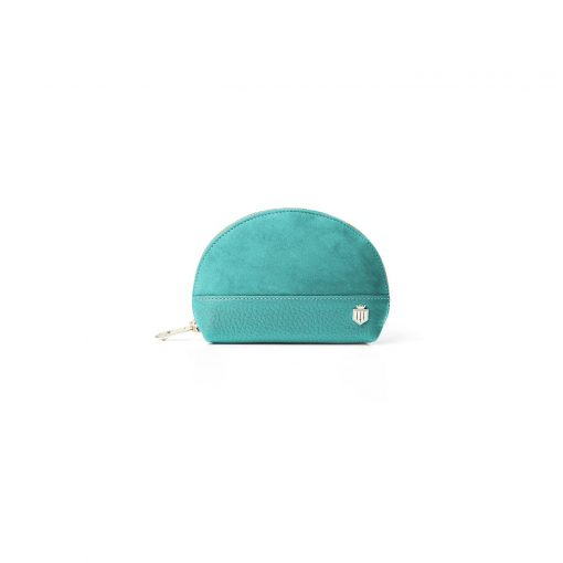 Fairfax & Favor The Chiltern Coin Purse - Turquoise