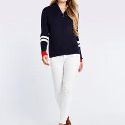 Dubarry Barleycove Sweater - Navy