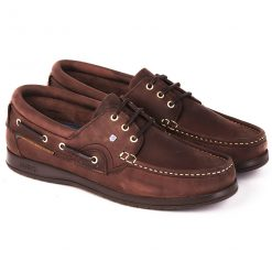 Dubarry Commodore X LT Deck Shoe - Old Rum