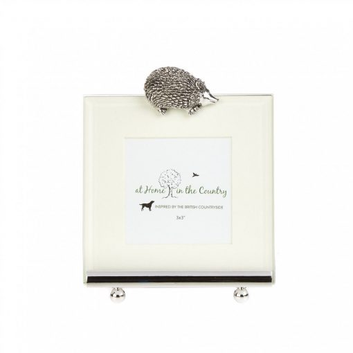 At Home In The Country Photo Frame - Hedgehog