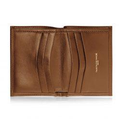 The Walpole Wallet - Tan Leather