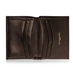 The Walpole Wallet - Brown Leather