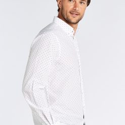 Dubarry Sandymount Print Shirt - White Multi