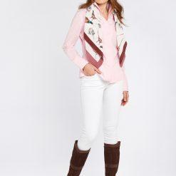 Dubarry Snowdrop Shirt - Pale Pink