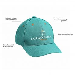 The Signature Hat - Turquoise