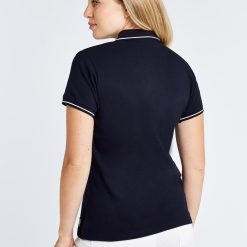 Riverview Polo Shirt - Navy