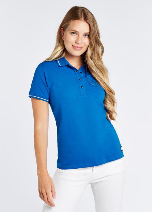 Riverview Polo Shirt - Kingfisher