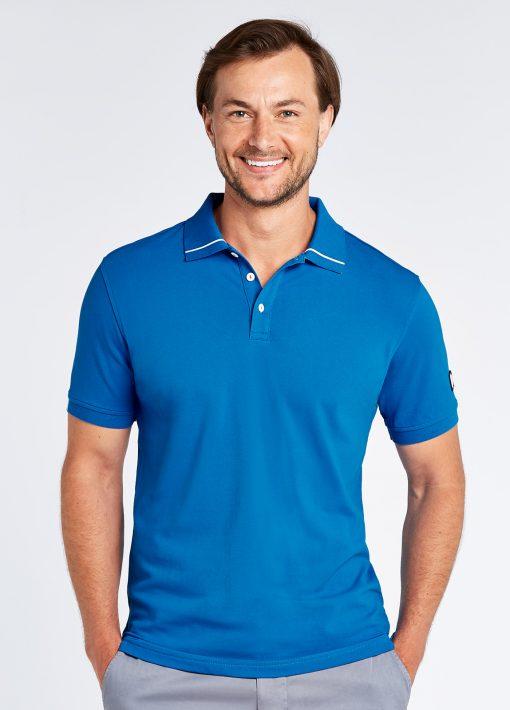 Redington Polo Shirt - Kingfisher