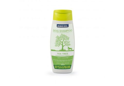 Dog Shampoo - Tea Tree (200ml)