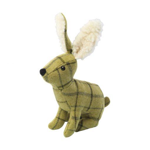 Tweed Plush Toy - Hare