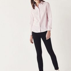 Striped Classic Fit Shirt - Pink