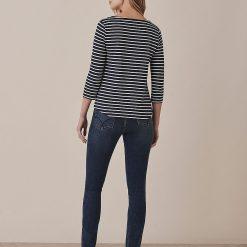 Essential Breton - Navy Stripe