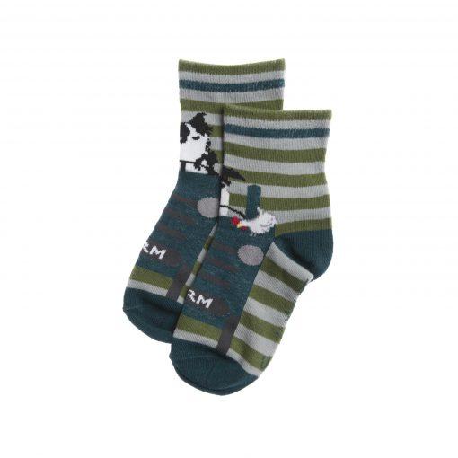 Kids Socks - On The Farm