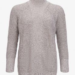 W Alani Sweater - Cliff Melange