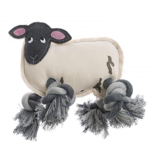 Rope Dog Toy - Sheep
