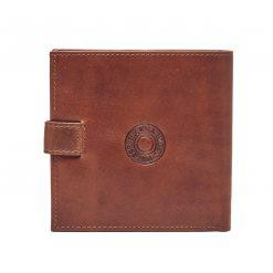 Shotgun Licence Wallet - Cognac