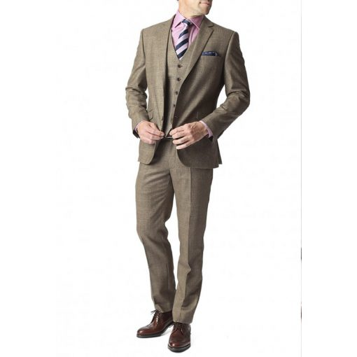 Tennyson 100% Wool Country Suit Wasitcoat